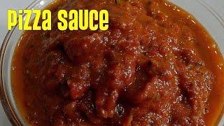 Pizza Sauce recipe - Tastes like Dominos Pizza sauce - Simply FoodMad