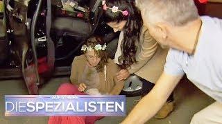 Hilflose Blumenmädchen: Schülerin (16) verbrennt innerlich   Die Spezialisten   SAT.1 TV