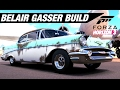Chevy Bel Air GASSER Build - Forza Horizon 3