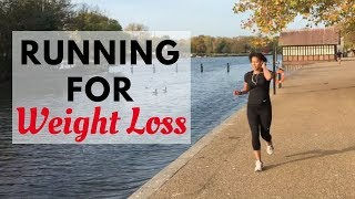 Running For Weight Loss For Women | Time With Natalie