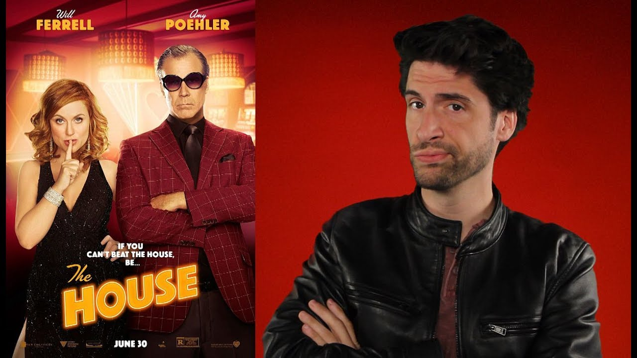 the house movie review youtube