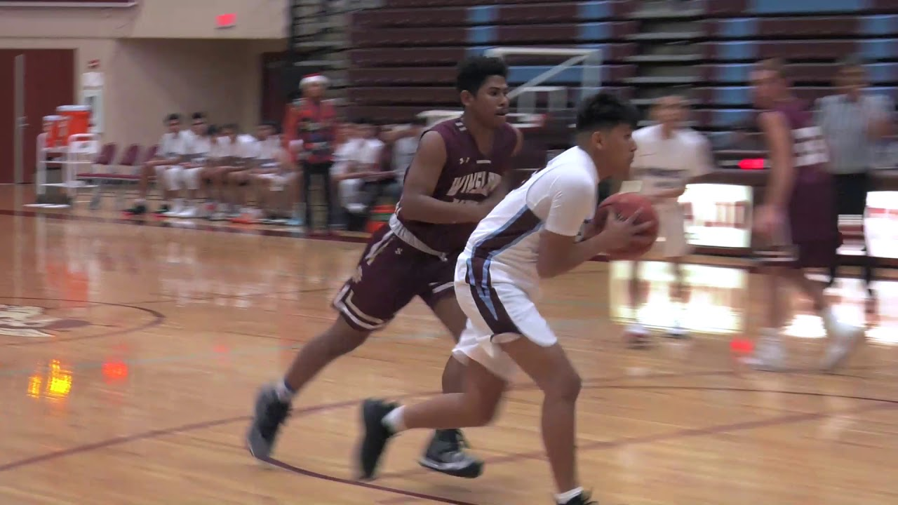 Tyrell Young, Winslow High School, Highlight Video - 2019-20