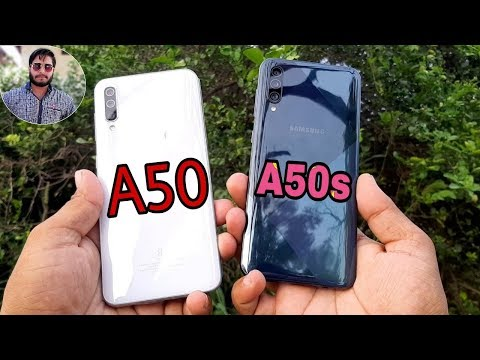 Samsung Galaxy A50s Vs Galaxy A50 Camera Comparison?