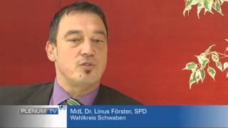 PLENUM.TV - Das Sommergespräch mit Dr. Linus Förster