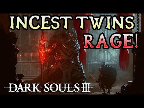 PRINCE LOTHRIC FURY! Dark Souls 3 PC Solo Rage! (#17)