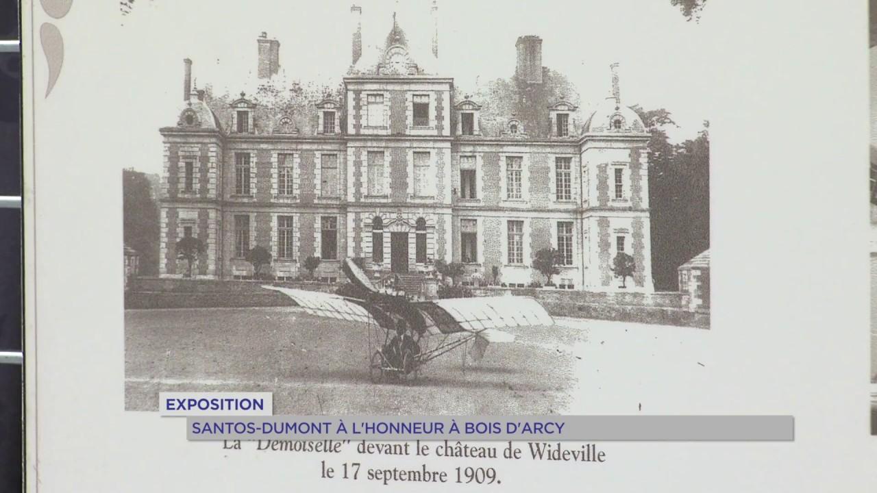 Exposition : Santos-Dumont à l'honneur à Bois d'Arcy