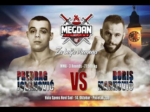 Boris Markovic vs Predrag Jovanovic- Megdan 7