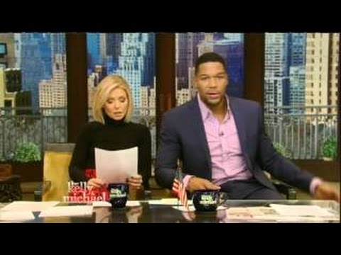 "Live! With Kelly and Michael 02.05.2015 Leslie Mann (""How to Be Single""); a party recipe."