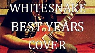 Whitesnake - Best Years - COVER