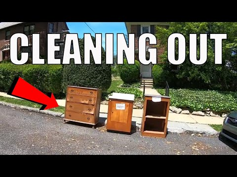 Trash Picking Rich Neighborhoods - What Did We Find? Ep. 296