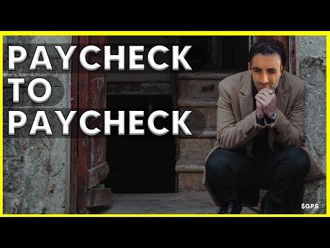 72 Million Americans Live Paycheck To Paycheck! With Inflation Rising, What's Next?
