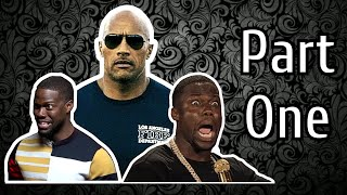 The Rock & Kevin Hart Funny Moments