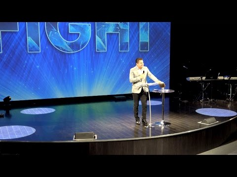 Pastor Joselito Palma -  FIGHTING RIGHT!