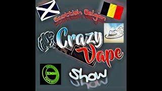 The Crazy Vape Show ft. EatMaBB & Dimi Crazy Damper