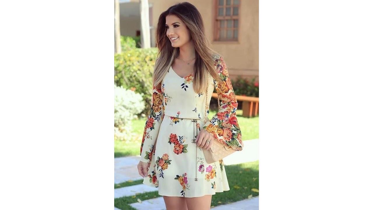 Vestidos casuales hermosos