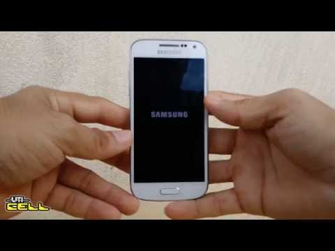 Hard Reset no Samsung Galaxy S4 Mini (GT-I9192) #UTICell