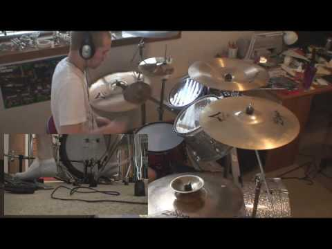 All Shall Perish-Wage Slaves Drum Cover