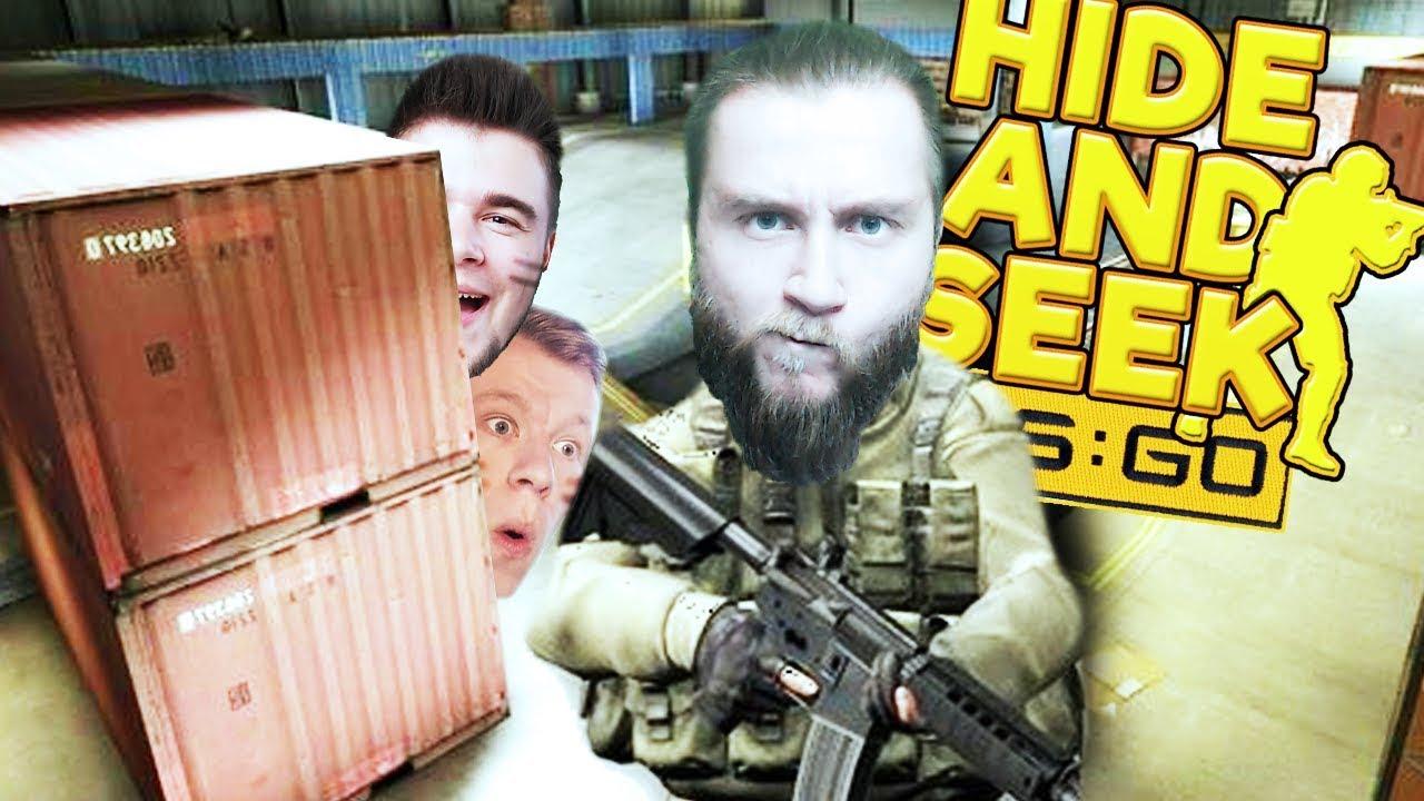 KRYJÓWKI NA MAPIE ASSAULT! | CS:GO – HIDE AND SEEK [#6] (With: EKIPA)