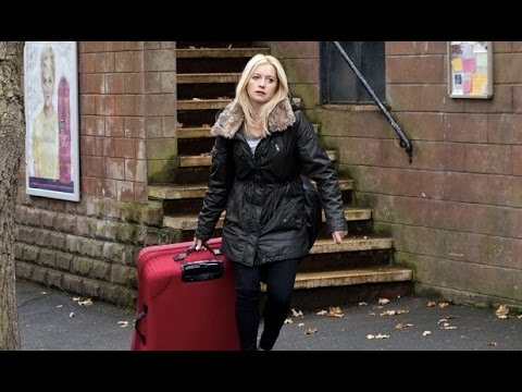 Hollyoaks December 16th 2014 (Diane takes the twins away from Tony)
