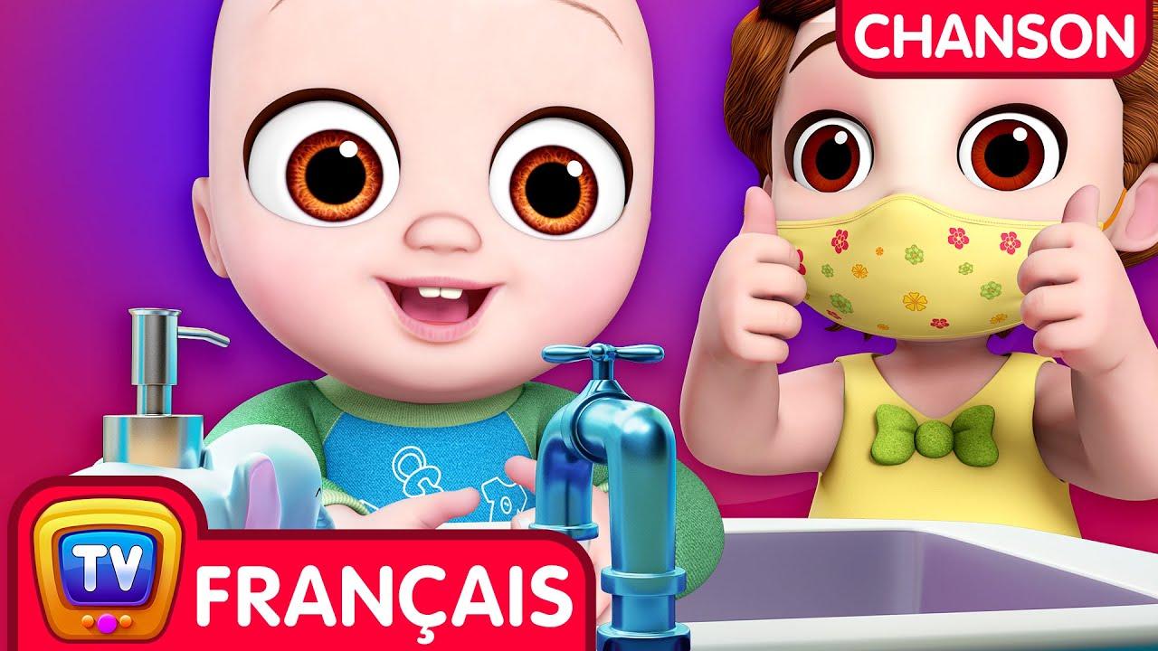 Chanson Oui oui Soyons en sécurité (Yes Yes Stay Safe Song) - ChuChu TV Comptines et Chansons