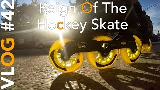 Reign Of The 3 Wheeled Inline Hockey Skate