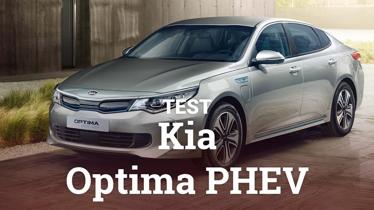 Kia Optima Phev Test