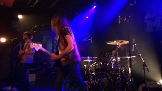 Pulled Apart By Horses Track 2 @ La Maroquinerie 08/09/2014