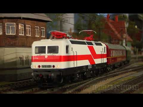 O Scale Trains at the Dresden Transport Museum by Pilentum Television