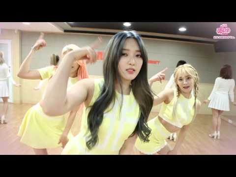 AOA 크림(CREAM) – 질투 나요 BABY 안무영상(Dance Practice) Eye Contact Ver