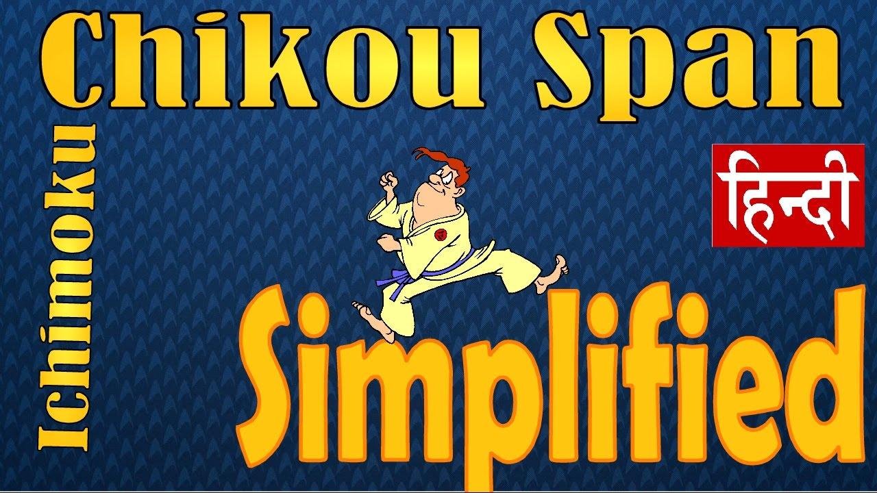 Chikou Span Ichimoku Simplified 3 In Hindi Youtube