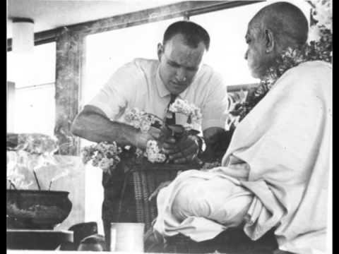 Лекция Чатуратмы прабху в день ухода Джаянанды Тхакура