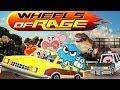 The Amazimg World of Gumball - WHEELS of RAGE [Cartoon Network Games]