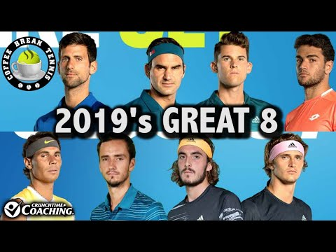 2019 WTF - Will Nadal Play? Federer/Djokovic Share Group | Coffee Break Tennis