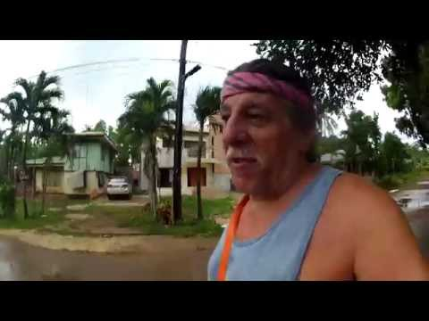 Living in the Philippines TALKING ATM MACHINE PHILIPPINES WALKING TOUR pt1 GOPR1542