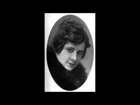Schumann - Fantasiestücke, Op. 12 - Guiomar Novaes