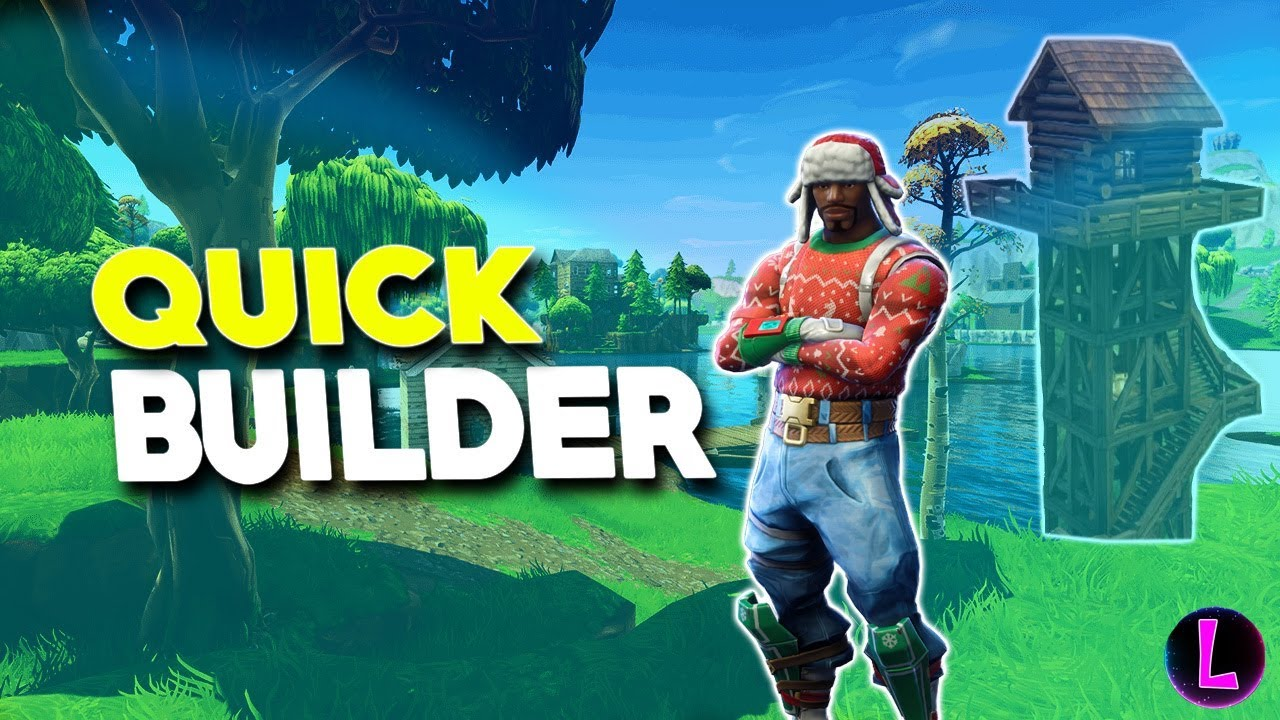Quick Builder Fortnite | Buckfort V Bucks Generator