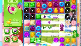 Candy Crush Jelly Saga Level 1045 *** NO BOOSTERS