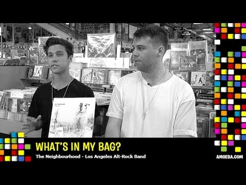 The Neighbourhood - What's In My Bag?