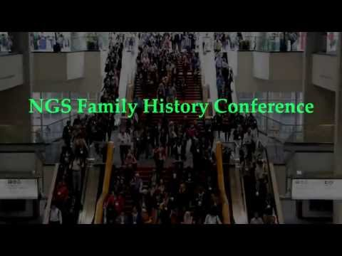 2016 NGS Family History Conference in Ft. Lauderdale, FL
