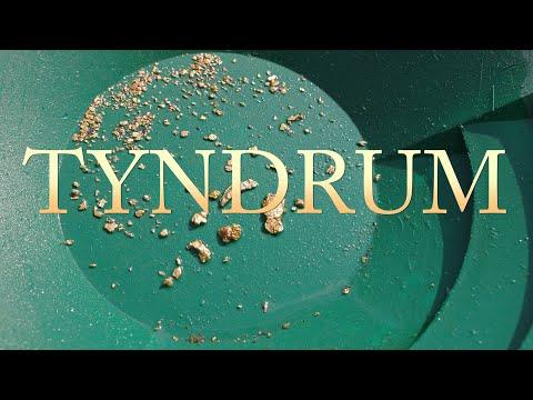 Amazing Scottish Gold From TYNDRUM