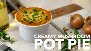 Creamy mushroom pot pie [BA Recipes]