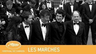 PLAIRE AIMER ET COURIR VITE - Cannes 2018 - Les marches - VF