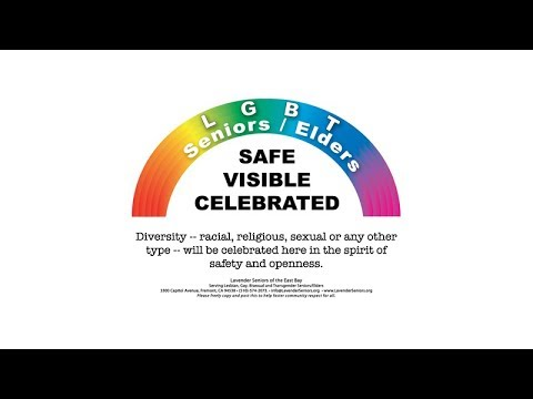 Safe and Visible- Making a Home Visit Welcoming to LGBT Seniors