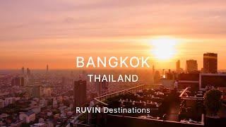 Bangkok | Thailand | Walking Tour in 4K [2020]