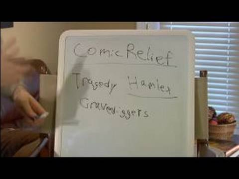 How to Write Plays in the Playwright Format : Importance of Comic Relief in Plays