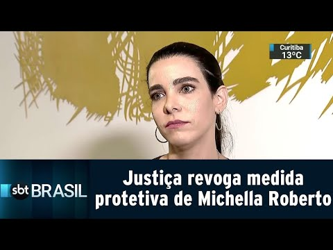 Justiça revoga medida protetiva da ex-esposa do ex-juiz da Corte IDH | SBT Brasil (25/07/18)