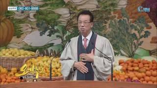 명성교회 김삼환 목사 - 약한 자여 그는 예수 그리스도시로다