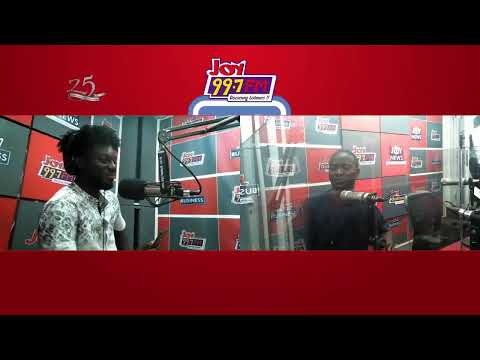 Joy Geek Squad is live with Kobby Spiky Nkrumah on Joy 99.7 FM. (17-11-2020)