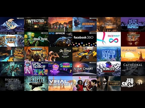 New Gear VR with Controller Available Now—With 20+ Titles At Launch Today