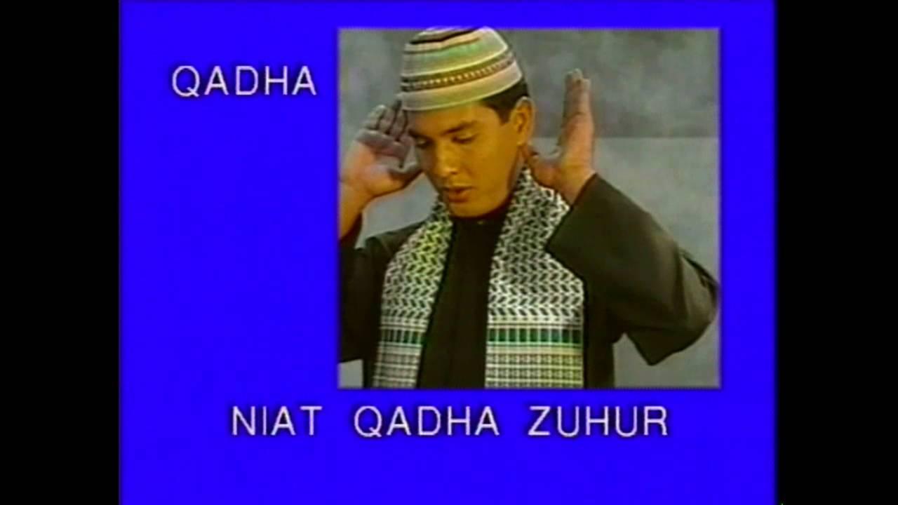 Bacaan Sholat Qodho Maghrib Ke Isya